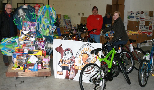 2013 Toys for Tots